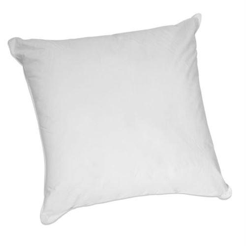 Oreiller Mémofil, 850gr/m², 65x65cm, Enveloppe 100% Coton Percale