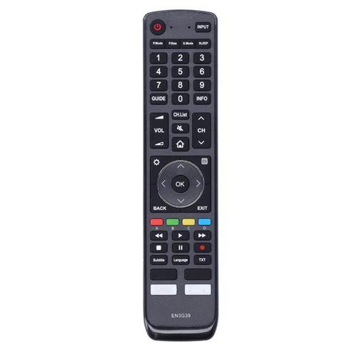 Télécommande TV EN3G39 pour Hisense TV H55N5700UK N6800 50N 55N7