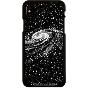 coque iphone x galaxie