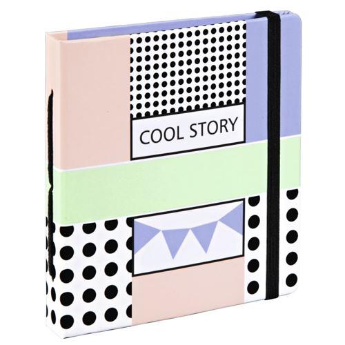 Hama Insérez l'album Cool Story pour 28 photos directement prêtes jusqu'à Max. 8,9 x 10,8 cm