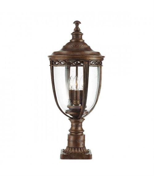 Borne English Bridle, bronze, grande