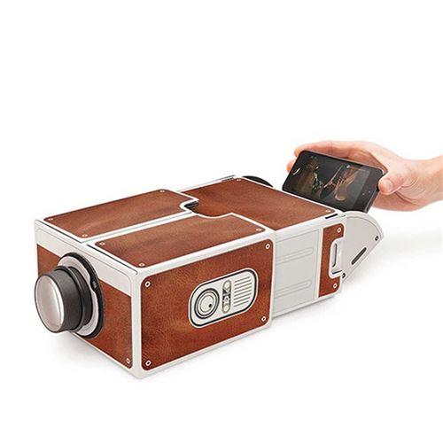 Mini Projecteur Intelligent Portable Home-Cinéma