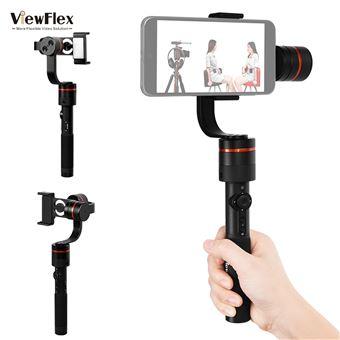 Time Lapsenon Pro Stabilisateur Panoramic Lampe Tir Smartphone D'objetauto S led 3 Specific Axes Vf Ect Soutien Viewflex Suivi 6b7vgYfy
