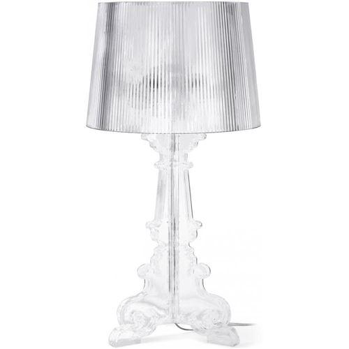 Myfaktory - Lampe de table bourg - grand modèle transparent
