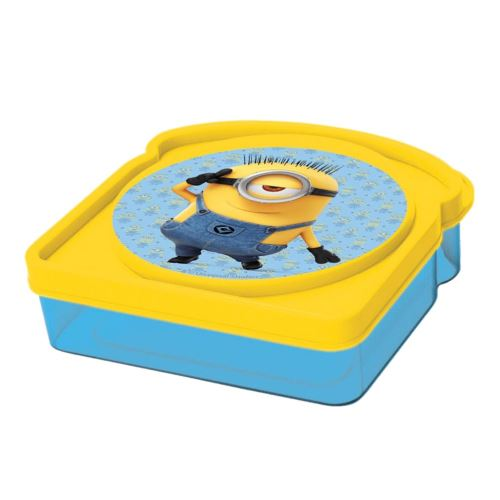 Lunch box en plastique Les Minions