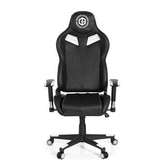 fauteuil OFFICE gaming GAMEBREAKER VR simili cuir 12 noir de hjh Chaise bureau gamer 8vNmn0w