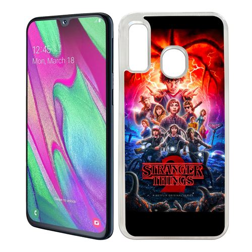 Coque pour Samsung Galaxy A40 - Stranger Things Poster