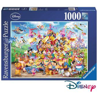 Disney Carnaval Puzzel 1000 Stukjes 1000 Stukjes Fnacbe