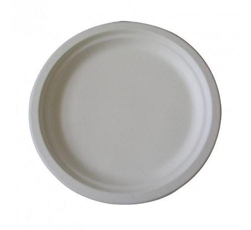 Assiettes biodégradables 245mm