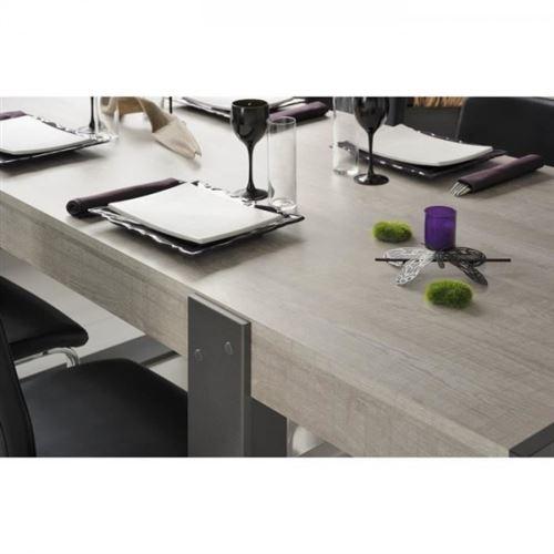 X Naturel L 90 Manger Decor A 8 Bois Cm 10 Loft Table De 224 Style Contemporain Personnes 8XnPk0wO