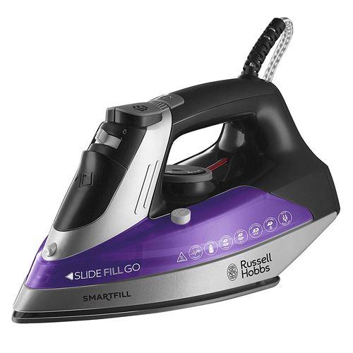 Russell Hobbs - 21262 - Fer vapeur Smartfill 24000 W - Violet