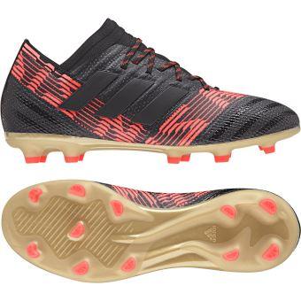 1 Adidas Fg Junior 18 34 Noir Nemeziz Chaussures Taille K3J1TlFc