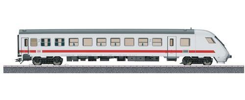 Marklin train interurbain H0 Start Up 2ème classe junior blanc/gris