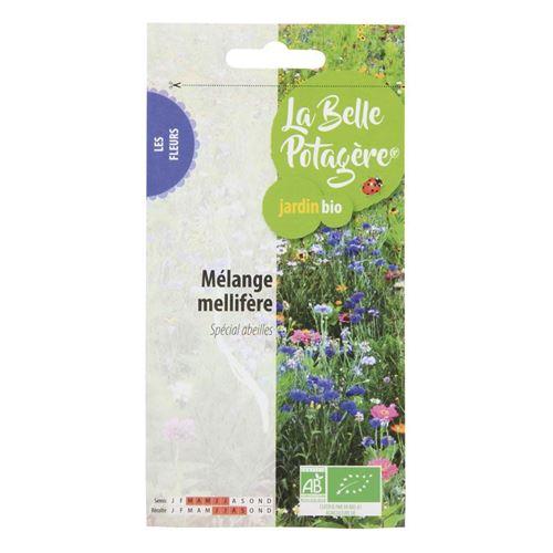 Graines à semer - Mélange mellifère - 10 g - La Belle Potagère