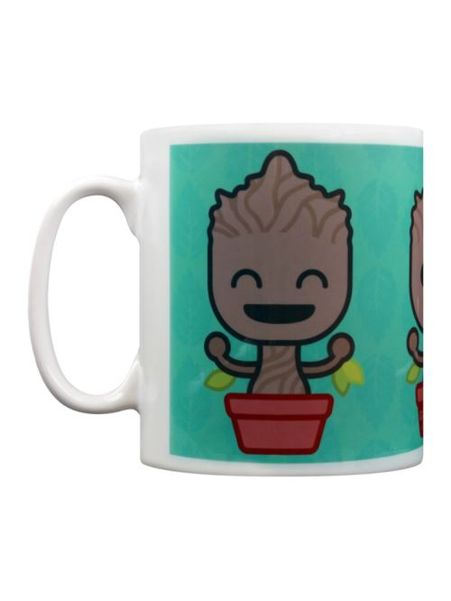 Marvel Comics Tasse Guardians Of The Galaxy Baby Groot blanc