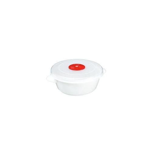 Boite de Conservation Micro-ondes 1L Blanc