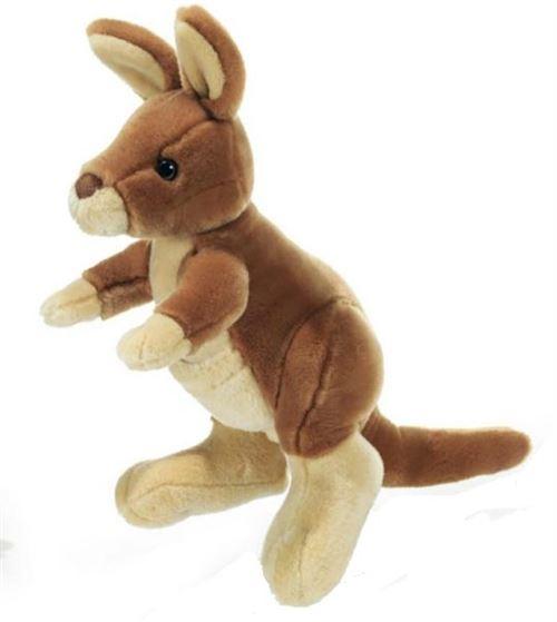 Peluche kangourou Kuoq 30 cm