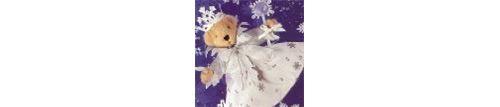 Flocon de neige Muffy VanderBear - 1993 édition limitée