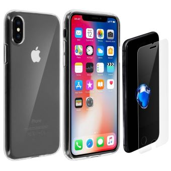 clipser coque iphone x