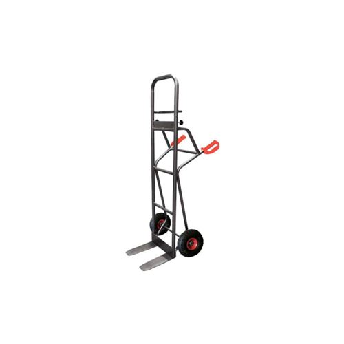 Diable 250 KG maraichers fourches roues gonflables