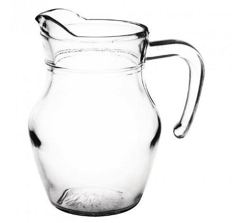 Pichet en verre olympia 0,5l x6