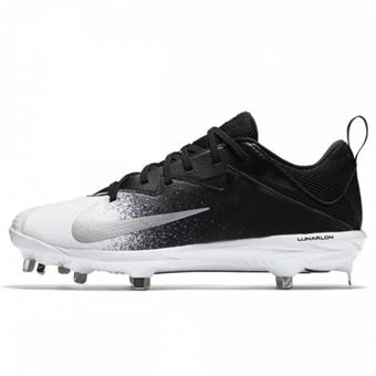buy popular 58de5 5e429 Crampons de Baseball métal Nike Lunar Vapor UltraFly Low Noir Blanc Pour  Homme Pointure - 42 - Chaussures et chaussons de sport - Achat   prix   fnac