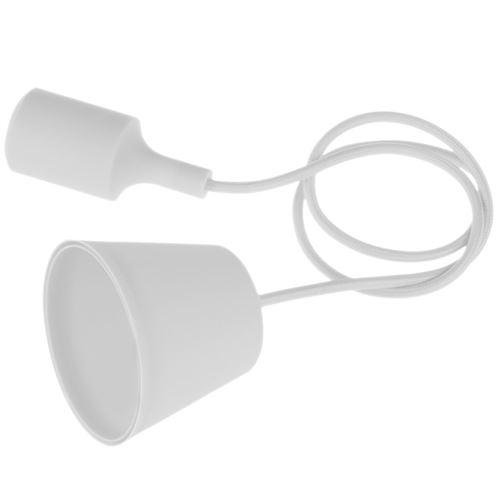 Century FTBI-150 Pendule E27 Blanc