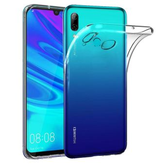 Coque Silicone Gel Souple Ultra Fine pour Huawei P Smart (2019) 6.21 POT-LX3/ POT-LX1/ POT-AL00/ POT-LX1AF/ POT-LX2J/ POT-LX1RUA - TRANSPARENT