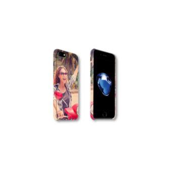 Coque iPhone 7 et iPhone 8 vierge personnalisable brillante pour imprimante 3D par sublimation