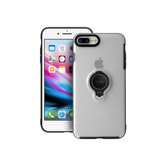 Coque rigide Puro Cover Transparent pour iPhone 7 Plus et 8 Plus
