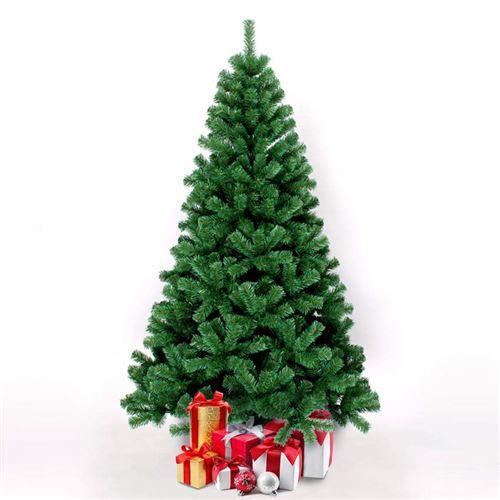 Sapin de Noël artificiel traditionnel 210 cm GOTHENBURG