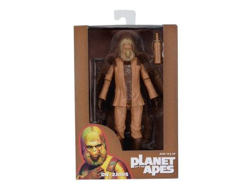 Planet of the Apes - Classic Series 1 - Figurine d'action Dr Zaius - 18 cm