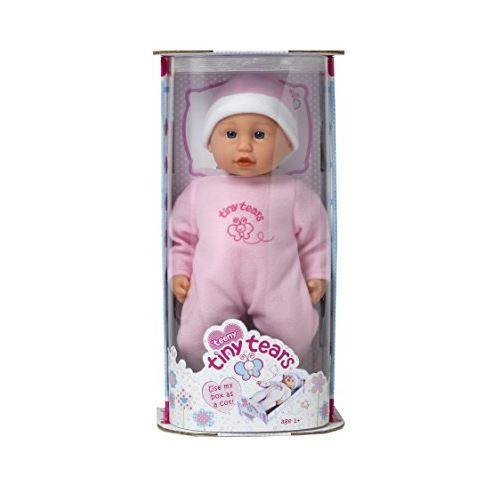 John Adams poupée avec Accessoires 10363 Teeny Tiny Tears