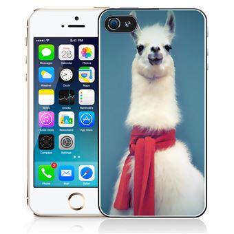 coque lama iphone 5