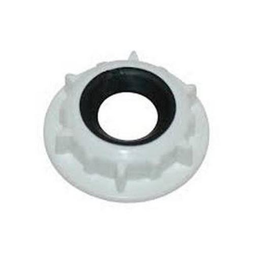 Ecrou avec joint conduit extérieur Lave-vaisselle C00144315 ARISTON HOTPOINT, INDESIT, SCHOLTES, CANDY, HOOVER, CURTISS, PROLINE, TECNOLEC, ROSIERES, CONTINENTAL EDISON, ELECTROLUX, FAR, XPER, SMEG, URANIA, ZEROWATT - 146141