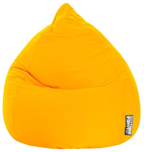 Pouf Easy XL Jaune