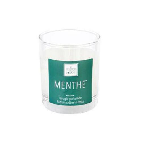 Bougie Parfumée 190g Menthe