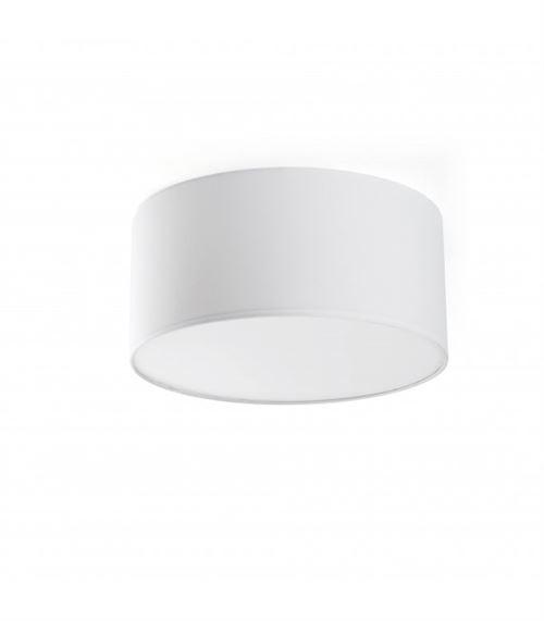Plafonnier blanc Seven 2 ampoules
