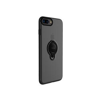 Coque rigide Puro Cover Noir pour iPhone 7 Plus et 8 Plus