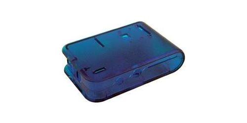Boîtier Raspberry Pi® bleu Hammond Electronics 1593HAMPITBU Adapté pour (monocarte): Raspberry Pi® Conditionnement: 1 pc(s) Données techniques : Adapté pour (monocarte) : Raspberry Pi® · Couleur : bleu · Type d´accessoire (ordinateur monoplatine) : Boîtie