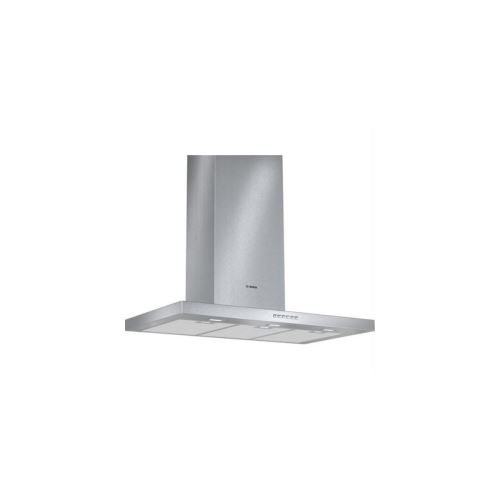 BOSCH Hotte Décorative INOX Largeur 90 cm Débit 730M3/H -A+- INOX
