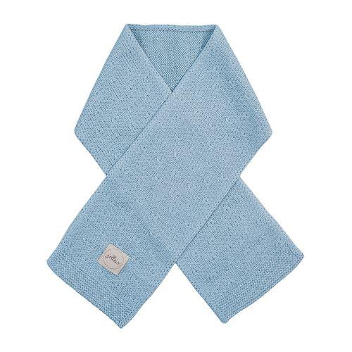 Echarpe pour bébé Soft Knit - Bleu