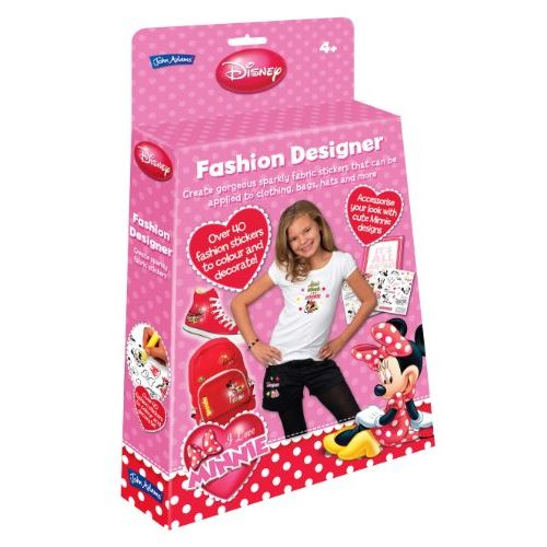 Disney Minnie Mouse Fashion Designer