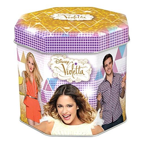 Violetta tin box