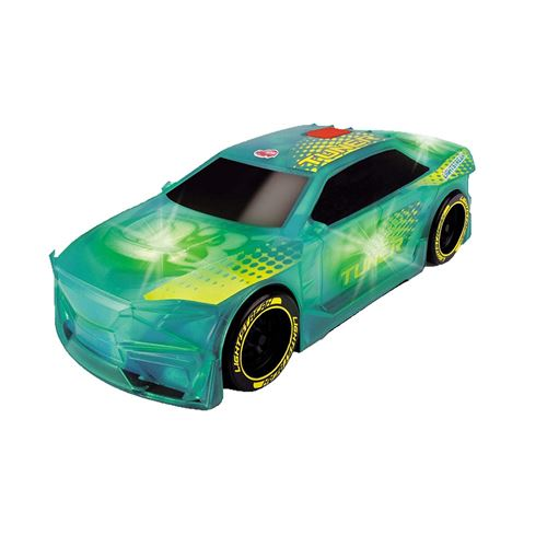 Dickie Toys - Lightstreak Tuner Voiture de Course à Friction, 203763003