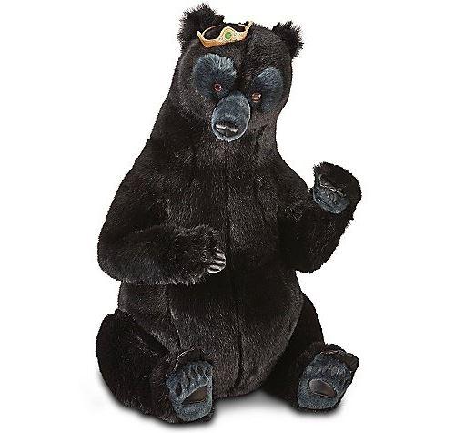 Peluche Grand Reine Elinor Bear - 23 H