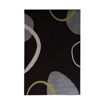 COSI Tapis de salon marron-vert 120x170 cm - Achat & prix   fnac