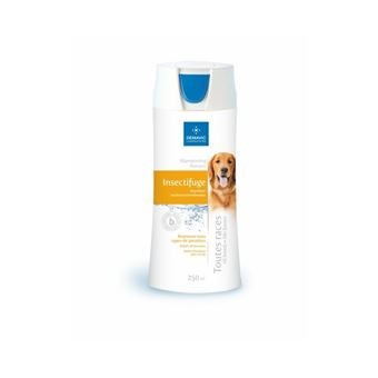 Shampooing insectifuge pour Chien - 250 ml