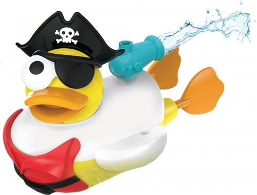 Yookidoo canard pirate en caoutchouc 17 pièces
