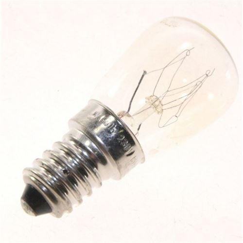 Ampoule e14 15w pour refrigerateur smeg 8854053